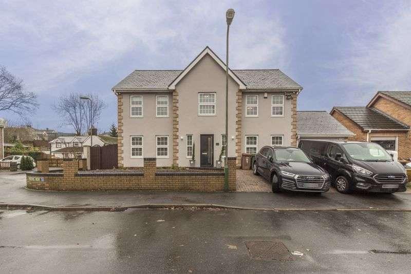 6 Bedrooms Property for sale in Herons View Pengam, Blackwood