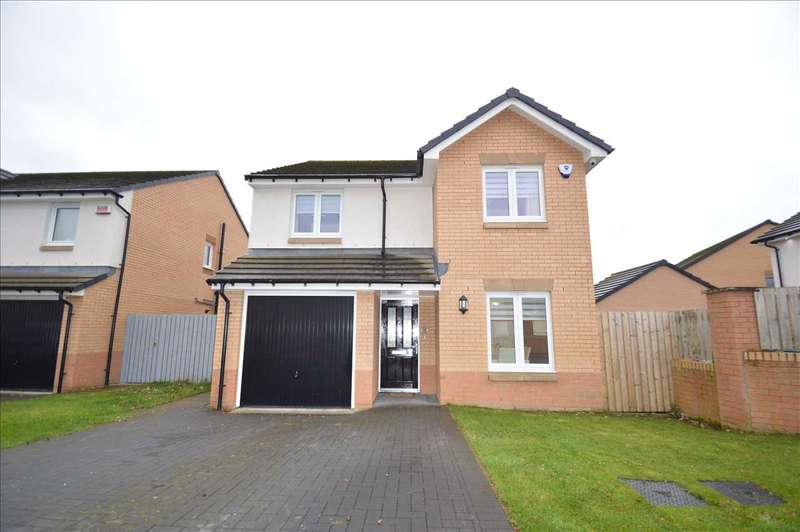 4 Bedrooms Detached House for sale in Ravenscliff Road, Motherwell