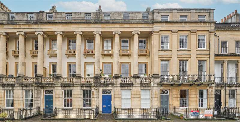 2 Bedrooms Apartment Flat for sale in Vyvyan Terrace, Clifton, Bristol