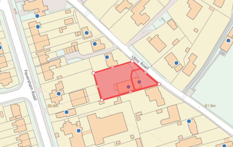 Land Commercial for sale in Ulley Road, Kennington, Ashford