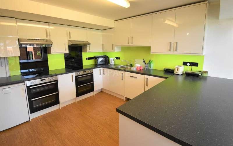 8 Bedrooms Semi Detached House for rent in Hillside Court, Allcroft Road, Reading, Berkshire, RG1 5DJ
