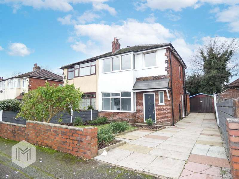 3 Bedrooms House for sale in Lydgate Avenue, Bolton, BL2