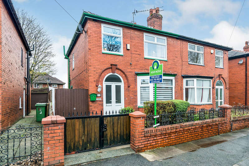 3 Bedrooms Semi Detached House for sale in St James Street, Farnworth, BL4