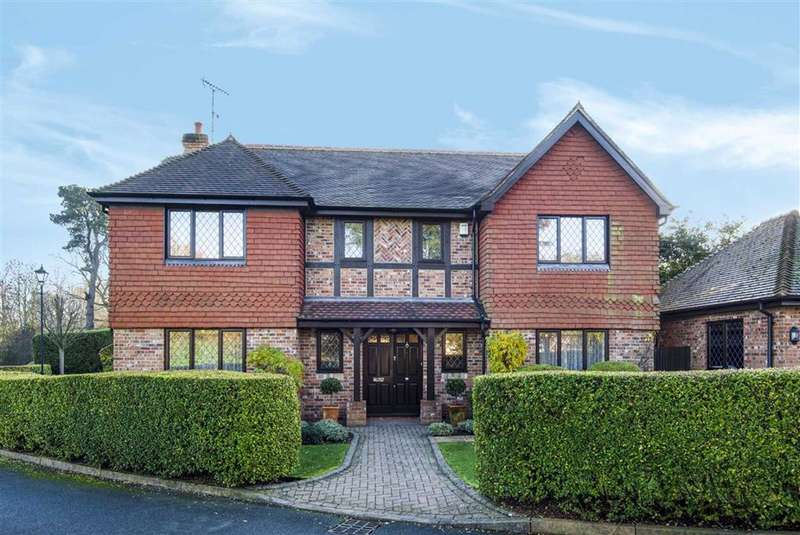 5 Bedrooms House for sale in Woodgate Avenue, Northaw, Herts