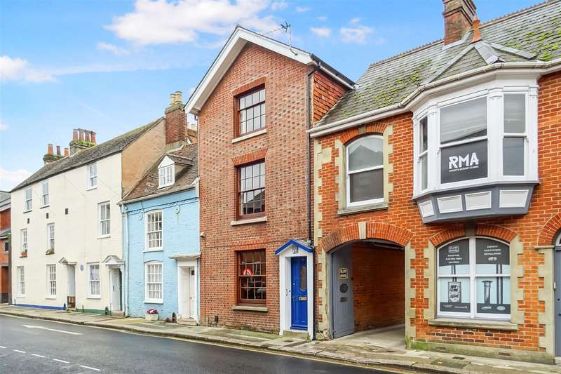 4 Bedrooms Terraced House for sale in Lugley Street, Newport