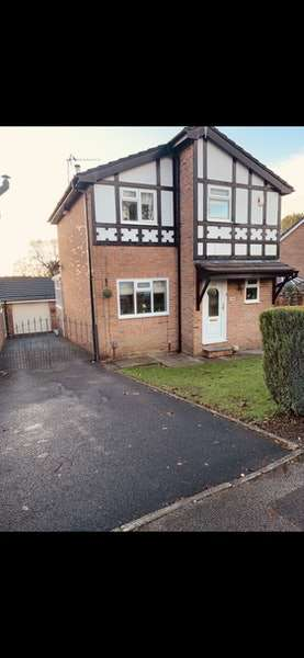 3 Bedrooms Detached House for sale in Ashworth Lane, Bolton, Greater Manchester, BL1