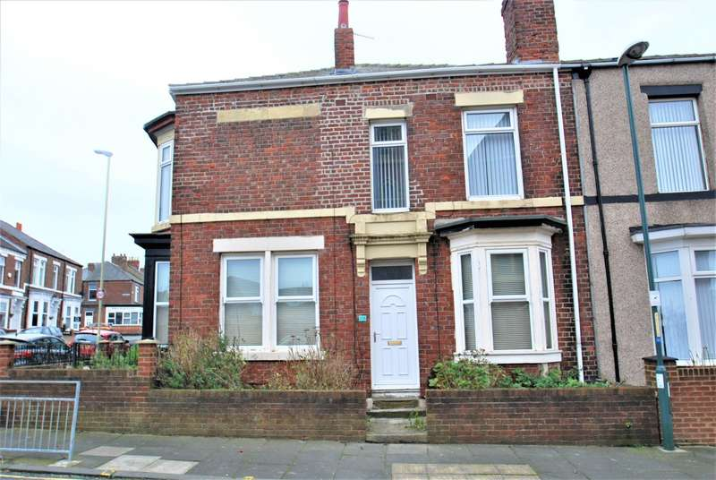 2 Bedrooms Flat for rent in Fort Street, South Shields