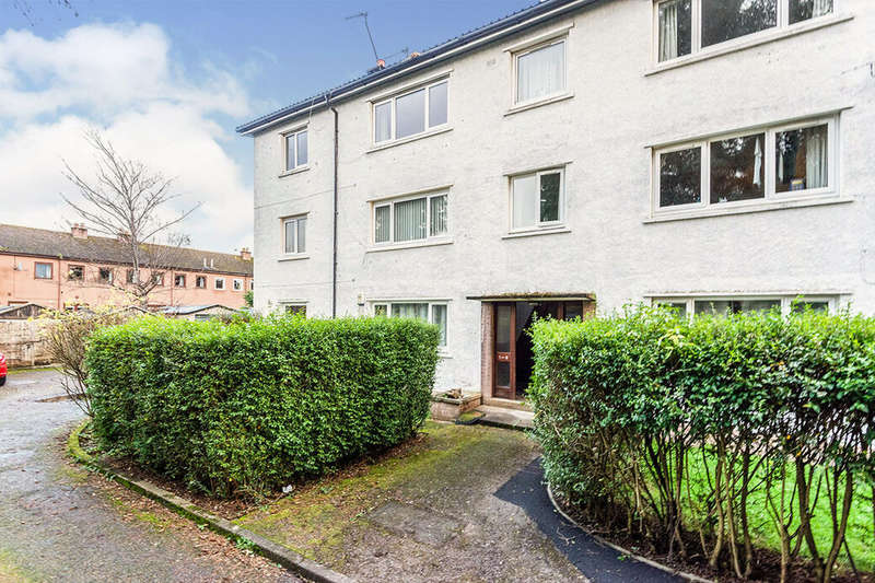 2 Bedrooms Flat for sale in Drynie Terrace, Inverness, IV2