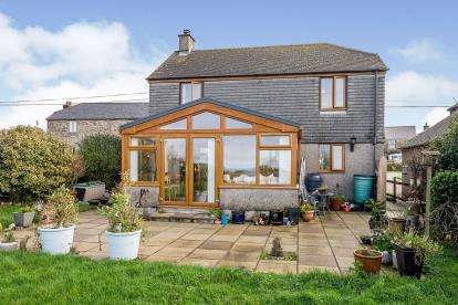 3 Bedrooms Detached House for sale in St Just, Penzance, Cornwall