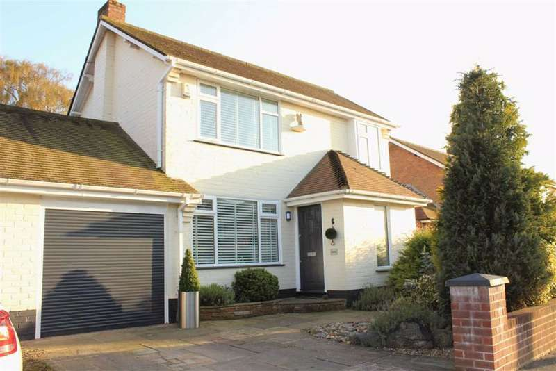 5 Bedrooms Detached House for sale in The Brooklands, Wrea Green
