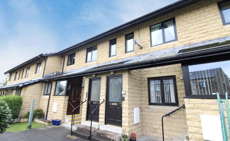 2 Bedrooms Apartment Flat for sale in Barton Gardens, Lancaster