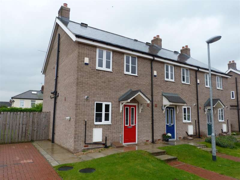 2 Bedrooms Terraced House for rent in Winston Churchill Close, Hessle