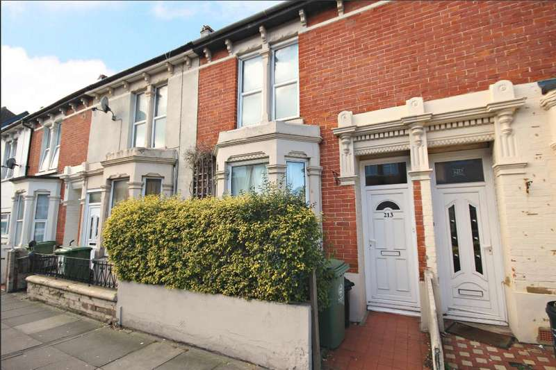 4 Bedrooms Terraced House for rent in Francis Avenue, SOUTHSEA, Portsmouth, Hampshire