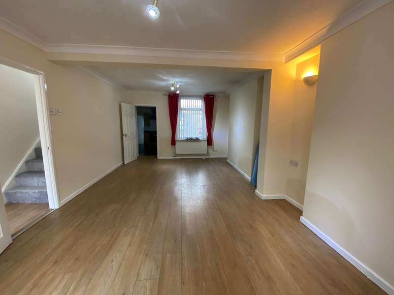 3 Bedrooms Terraced House for sale in Gethin Street, Abercanaid, Merthyr Tydfil