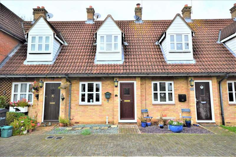 1 Bedroom Terraced House for rent in Dawberry Place, South Woodham Ferrers