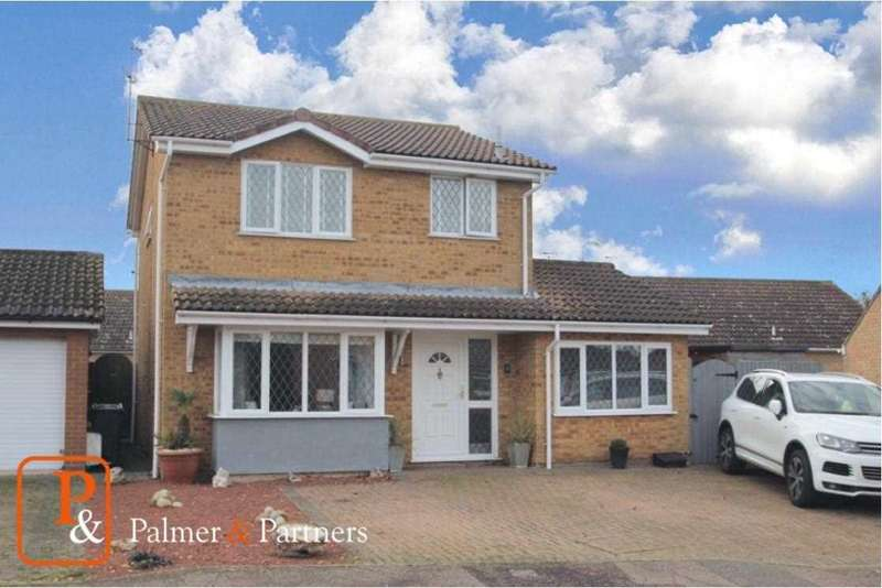 4 Bedrooms Detached House for sale in The Spennells, Thorpe-le-Soken