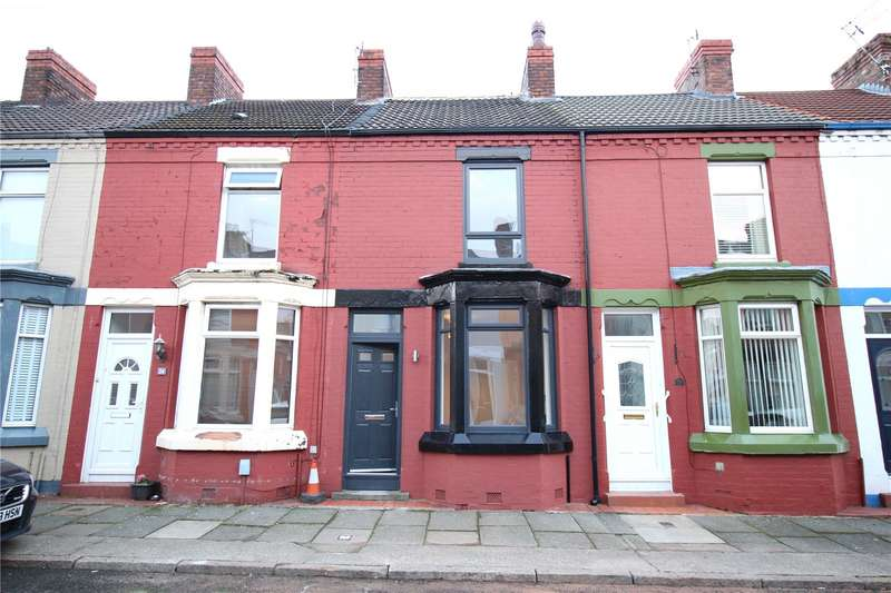 2 Bedrooms Terraced House for rent in Basing Street, Liverpool, L19