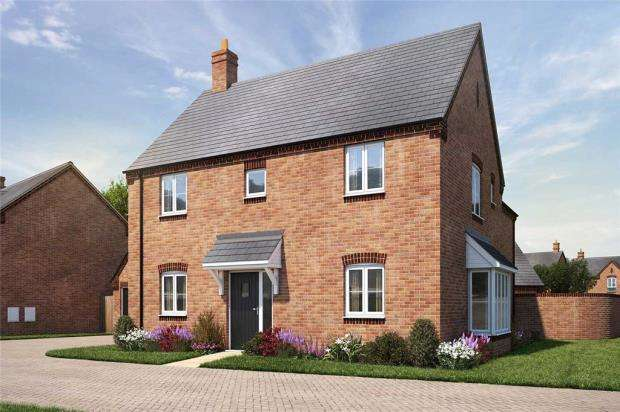 4 Bedrooms Detached House for sale in Sonning Grove, Sonning Common, Reading