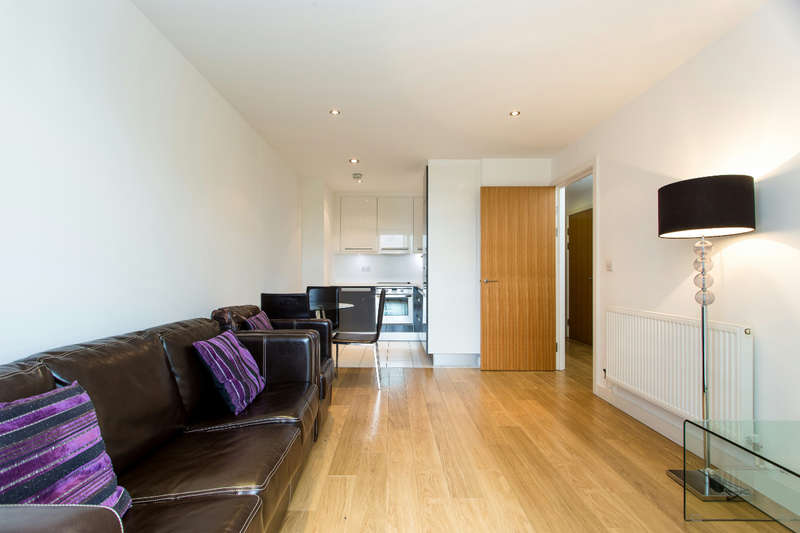 1 Bedroom Apartment Flat for rent in Baquba Building, The Silkworks, Lewisham SE13