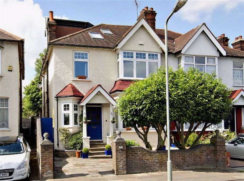 5 Bedrooms House for sale in Normandy Avenue, High Barnet, Hertfordshire