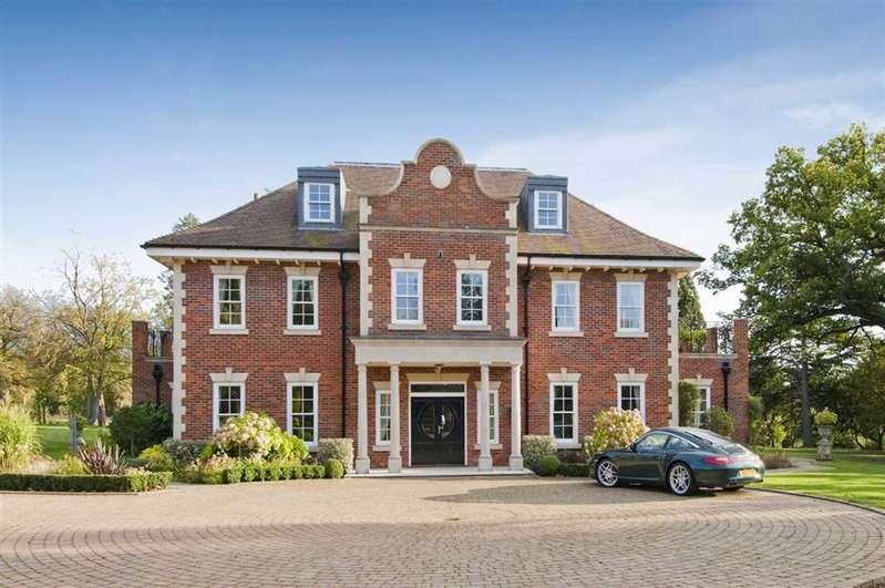 7 Bedrooms Detached House for sale in Leggatts Park, Potters Bar, Hertfordshire