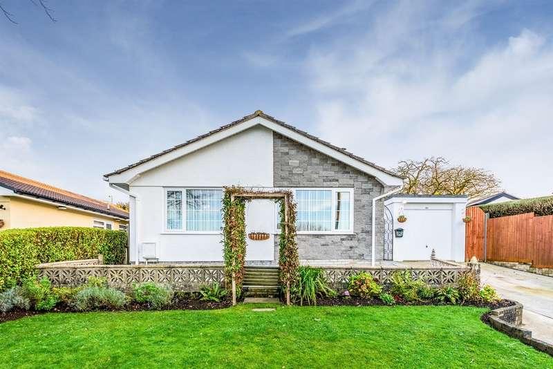 4 Bedrooms Detached Bungalow for sale in New Road, Llanmorlais, Swansea
