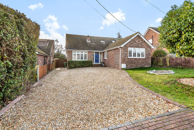 4 Bedrooms Detached House for sale in Downlands Road, Winchester