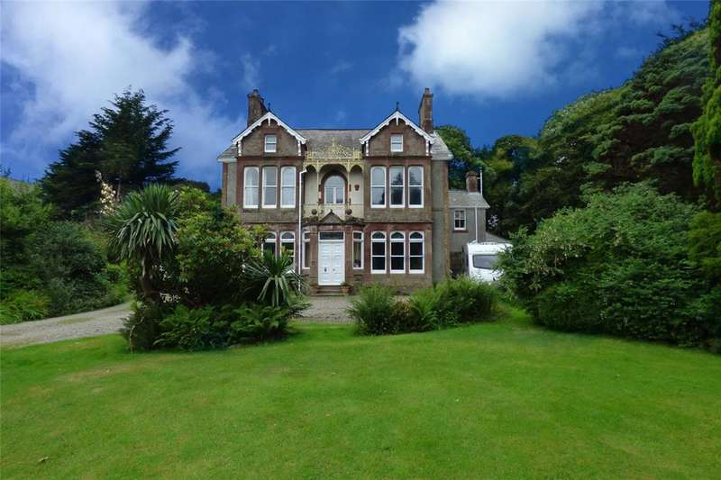 5 Bedrooms Detached House for sale in Mill Holme House, Bootle, Millom, Cumbria, LA19 5UL