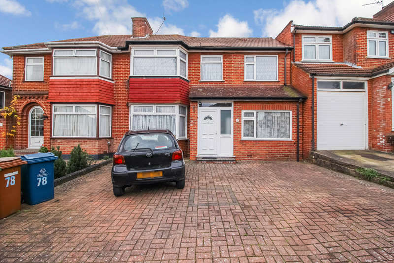 5 Bedrooms Semi Detached House for rent in Coledale Drive, HA7