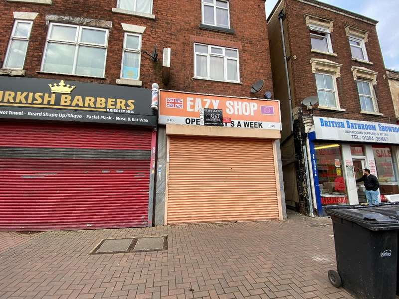 Shop Commercial for rent in High Street, Brierley Hill
