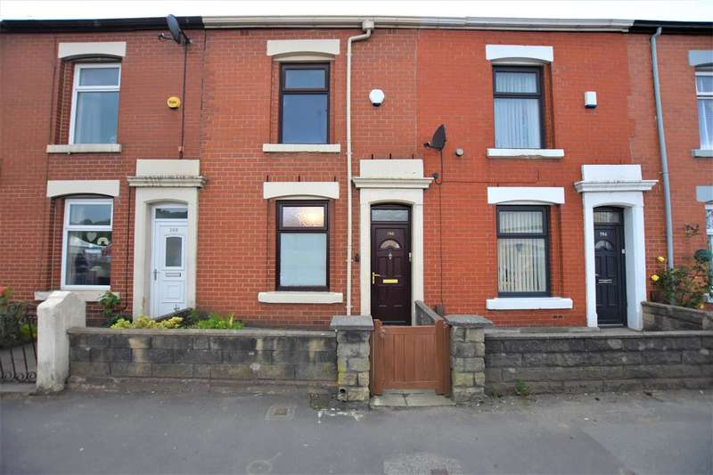 2 Bedrooms Terraced House for rent in Bolton Road, Blackburn
