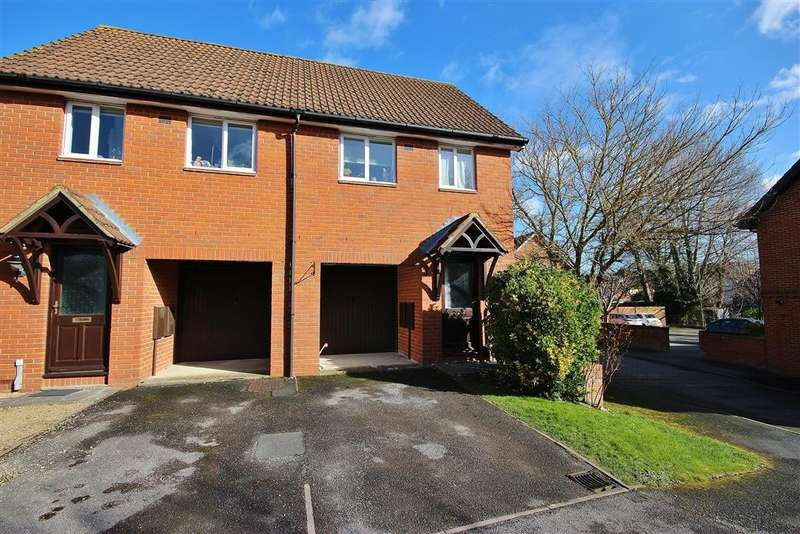 1 Bedroom Semi Detached House for rent in Moir Court, Wantage, OX12