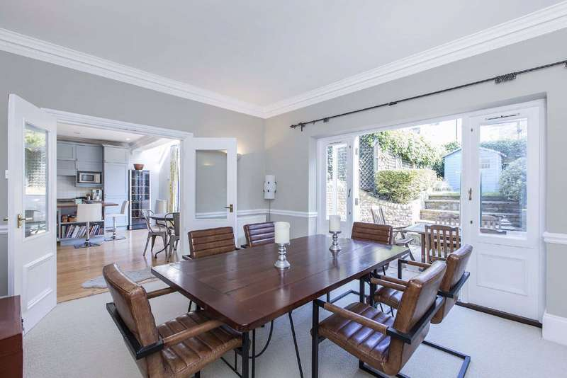 5 Bedrooms Detached House for sale in Western Lane, Balham, London