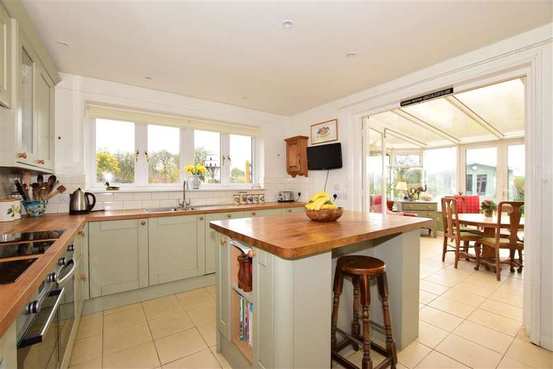 4 Bedrooms Detached House for sale in Quay Lane, , Brading, Sandown, Isle of Wight