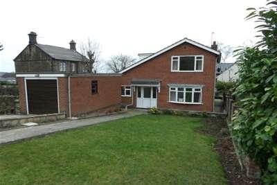 3 Bedrooms Detached House for rent in The Common, Crich, Derby, DE4 5BJ