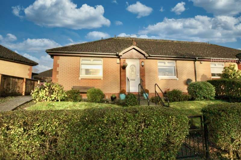 3 Bedrooms Semi Detached Bungalow for sale in Sheila Street, Robroyston, G33 1EB