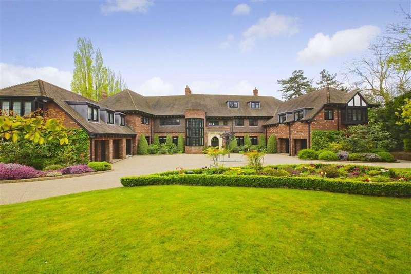 8 Bedrooms Detached House for sale in Totteridge Common, Totteridge