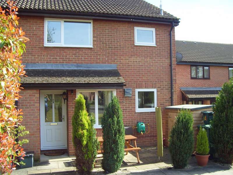 1 Bedroom Terraced House for rent in Clarendon Close, ABINGDON, Oxfordshire, OX14