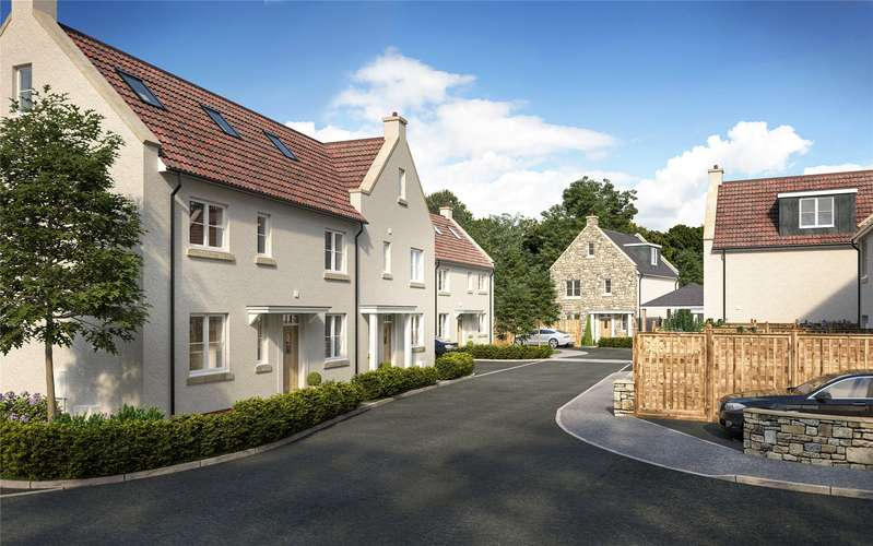 4 Bedrooms Detached House for sale in The Trefoil, Chantry Mead, Stockwood Lane, BS14