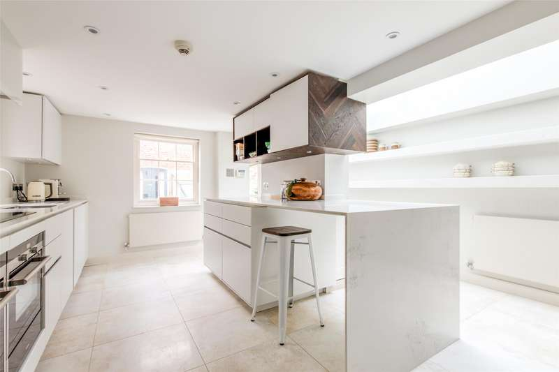 5 Bedrooms End Of Terrace House for sale in St. John Street, OXFORD, OX1