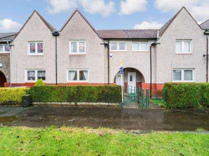 3 Bedrooms Terraced House for sale in Westmuir Place, Rutherglen