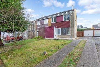 3 Bedrooms Semi Detached House for sale in Kingston Avenue, Neilston, Glasgow, East Renfrewshire