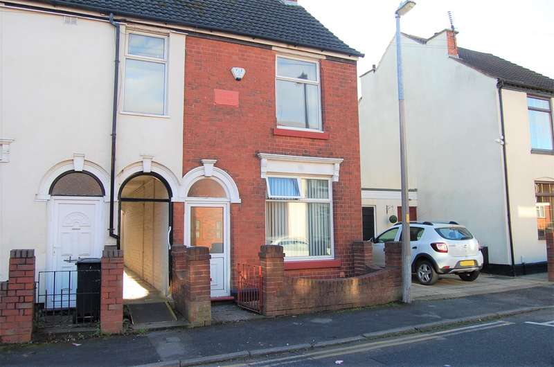 3 Bedrooms End Of Terrace House for rent in Mount Pleasant Street, Coseley, Bilston, WV14 9JR