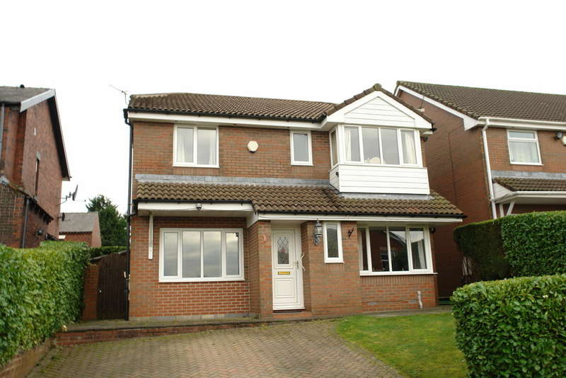 4 Bedrooms Detached House for sale in Highthorne Green, Royton