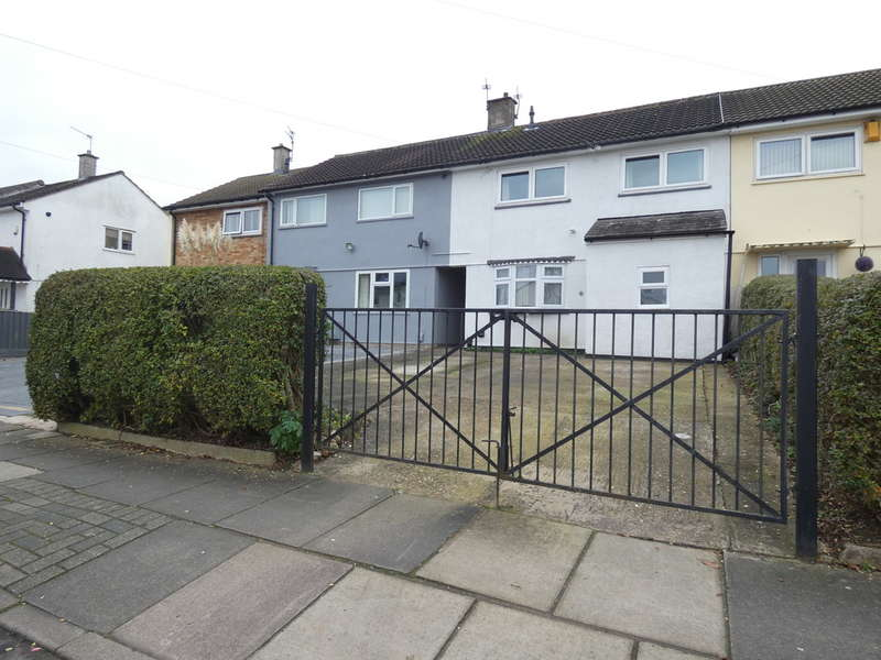 3 Bedrooms Terraced House for rent in Cotley Road, Beaumont Leys, Leicester