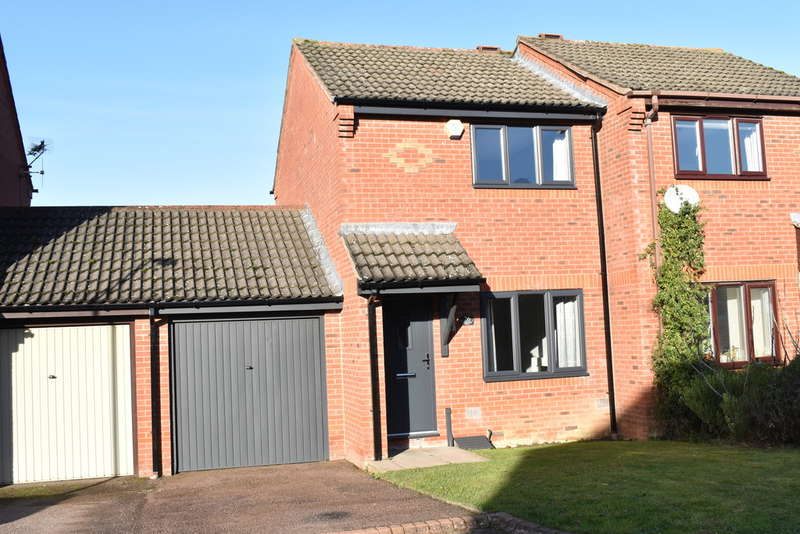 2 Bedrooms Semi Detached House for rent in Highlands Drive, Daventry, NN11 8ST.