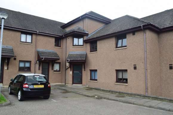 2 Bedrooms Flat for rent in South Park Court, Elgin, Moray, IV30