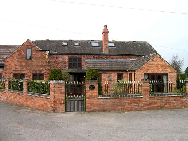 4 Bedrooms Cottage House for rent in Hollies Barn, Spondon Road, Dale Abbey, Derbyshire, DE7