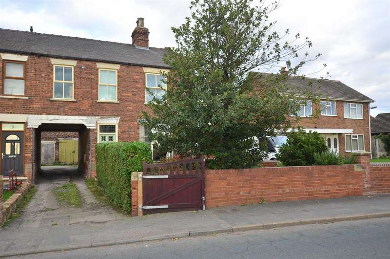 3 Bedrooms Semi Detached House for sale in High Street, West Cowick, Goole