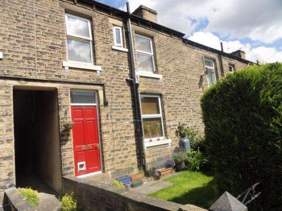 2 Bedrooms Terraced House for rent in Dewhurst Road, Fartown, Huddersfield, HD2
